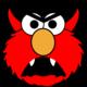 Evil-elmo-face