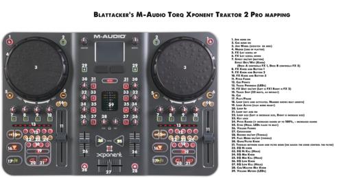 M-AUDIO TORQ XPONENT DRIVERS UPDATE