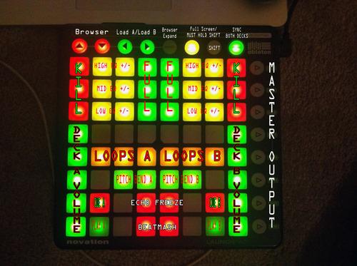 Launchpad_mixer