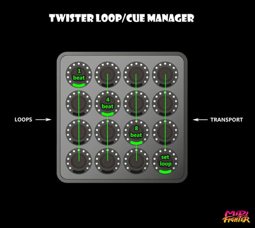 Twister_loop_cue_manager_home