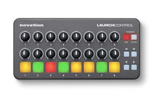 Novation_launch_control