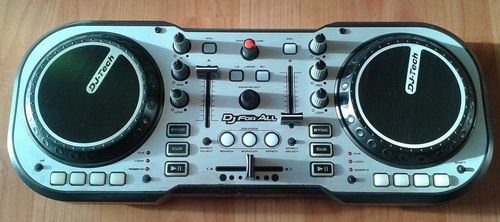 DJ TechTools - DJ-TECH DjForAll - Virtual Dj 8   Mapping