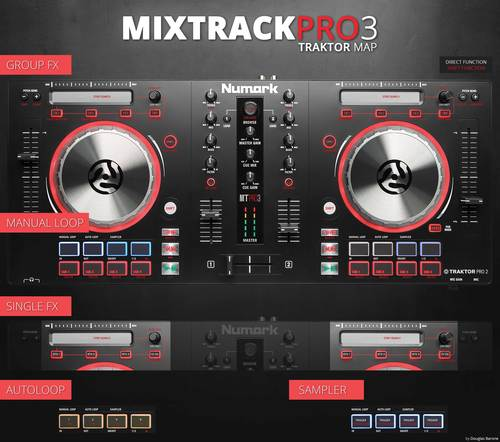 numark mixtrack pro dj software download