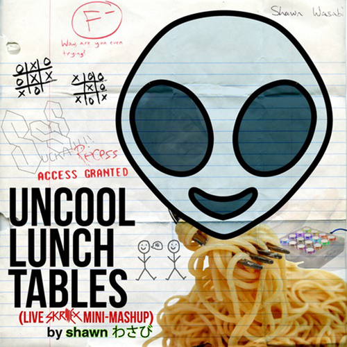 Shawn-wasabi-uncool-lunch-tables-skrillex-recess-mashup