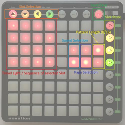 DJ TechTools - Launchpad Step Sequencer for Traktor