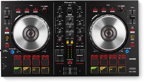 DJ TechTools - Mapping PIONEER DDJ-SB2 for VIRTUAL DJ 8