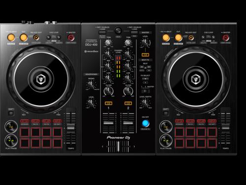 DJ TechTools - DDJ 400 TRAKTOR MAPPING V1 EN CONSTRUCCION