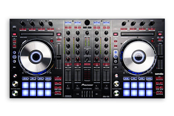Pioneer DDJ-SX-W DJ Controller Driver Windows