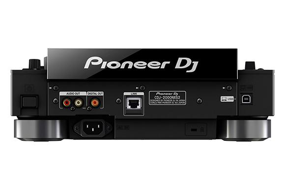 pioneer 2000. pioneer cdj-2000nxs2 2000 u